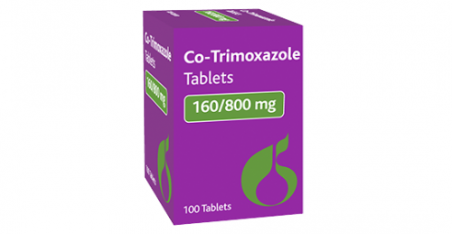 Co-Trimoxazole-160-800-mg